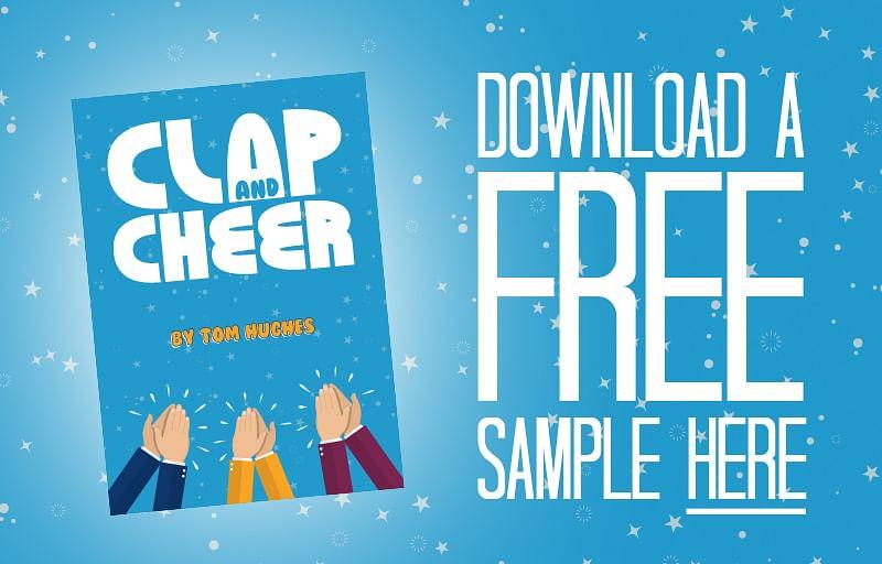 Clap and Cheer - Free Sample - magic