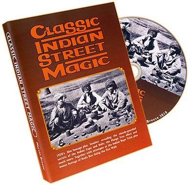 Classic Indian Street Magic - magic