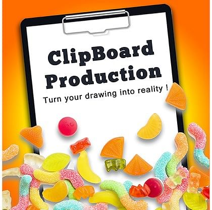 Clipboard Production - magic