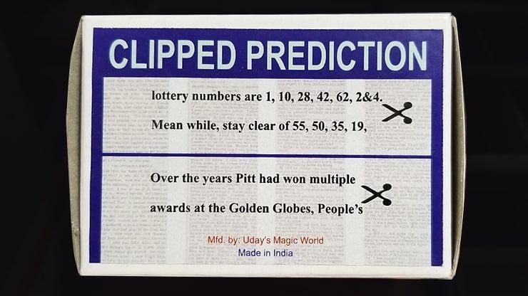 Clipped Prediction
