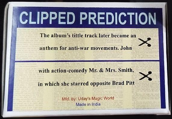 Clipped Prediction - magic