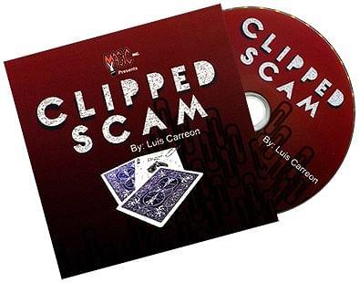 Clipped Scam - magic