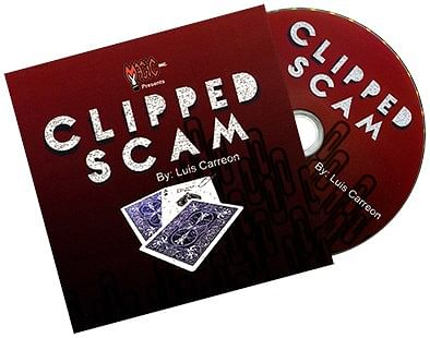 Clipped Scam - magic