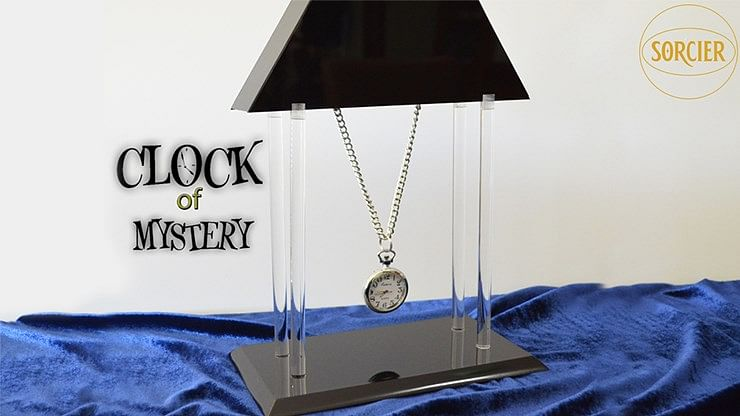Clock of Mystery - magic