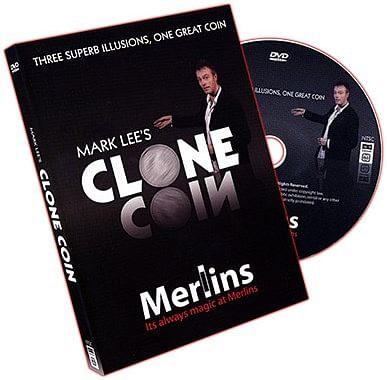 Clone Coin - magic