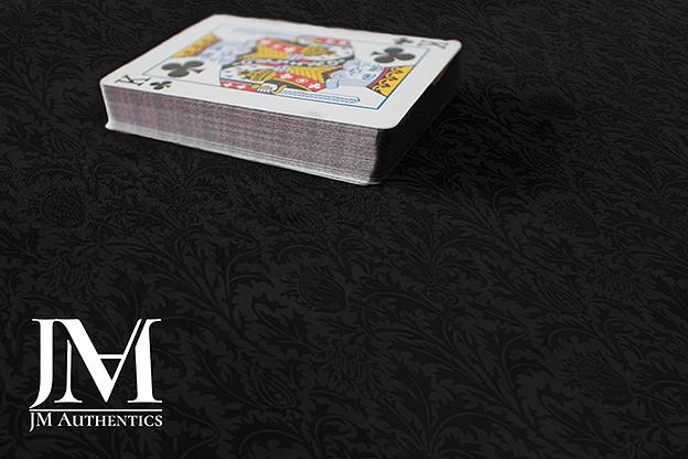 JM Authentics Close Up Pad (Black Thistle Print) - magic