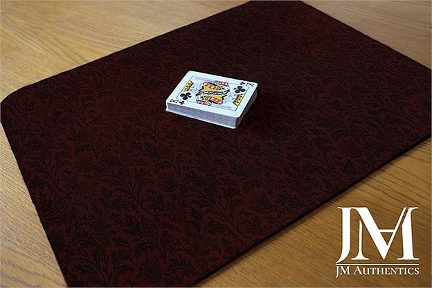 JM Authentics Close Up Pad (Red Thistle Print)