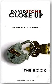 Close Up The Real Secrets of Magic Autographed