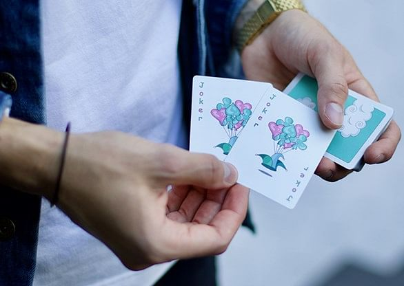 Cloud 9 Playing Cards