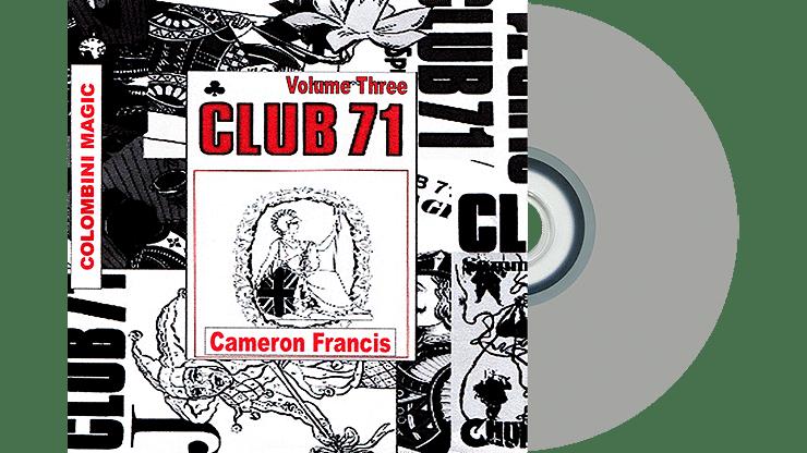 Club 71 - Volume 3 - magic