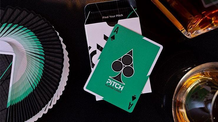 Club Pitch V2 Playing Cards