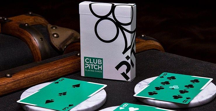 Club Pitch V2 Playing Cards - magic