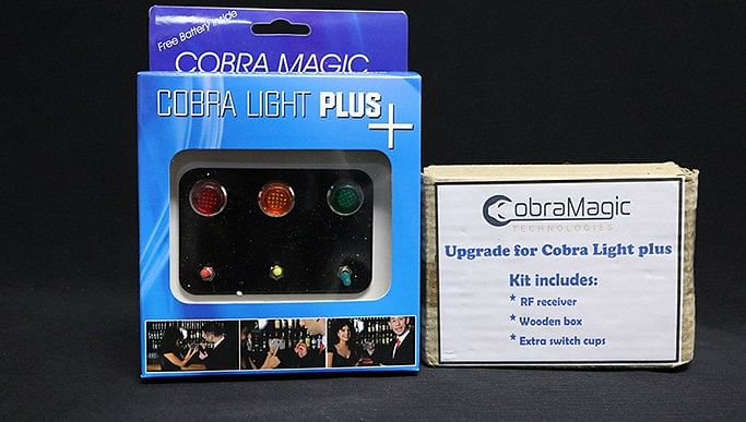 Cobra Light Combo Pack - magic