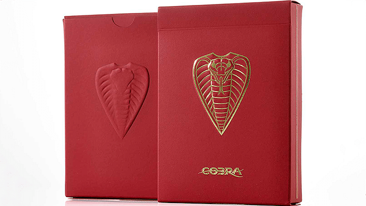 COBRA Playing Cards - magic