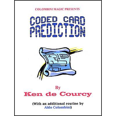 Coded Card Prediction - magic