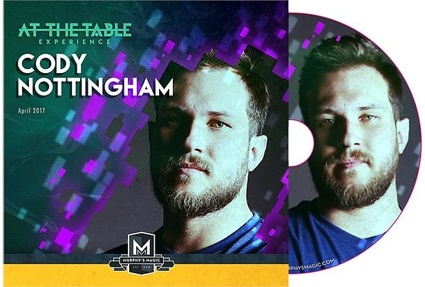Cody Nottingham Live Lecture DVD - magic