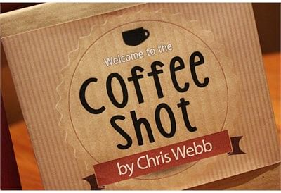 Coffee Shot - magic