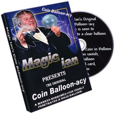 Coin Balloonacy - magic