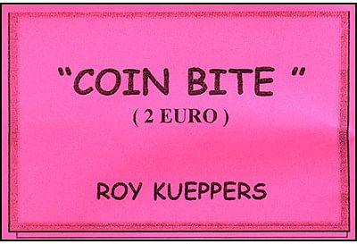 Coin Bite 2 Euro - magic