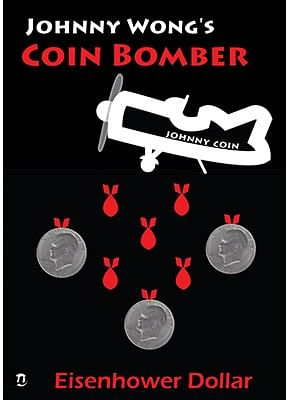 Coin Bomber Eisenhower - magic