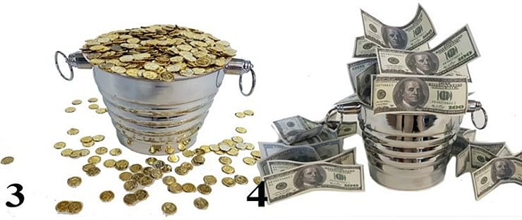 Coin Bucket