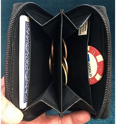 Coin Trick Carrier