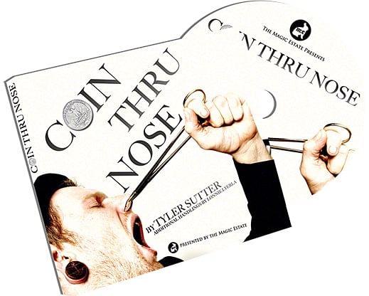 Coin Thru Nose