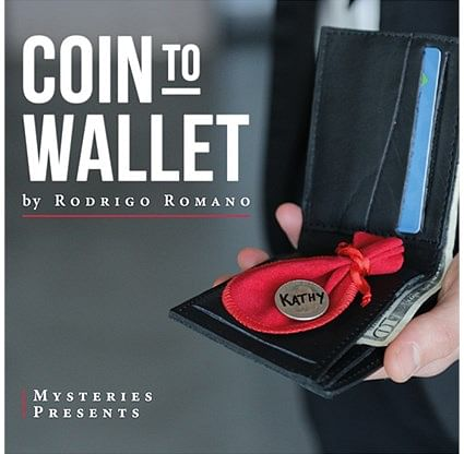 Coin to Wallet - magic