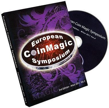 Coinmagic Symposium Volume 4 - magic