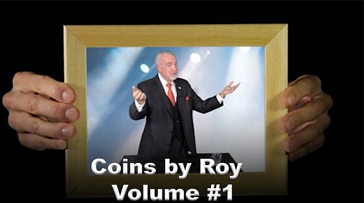 Coins by Roy - magic
