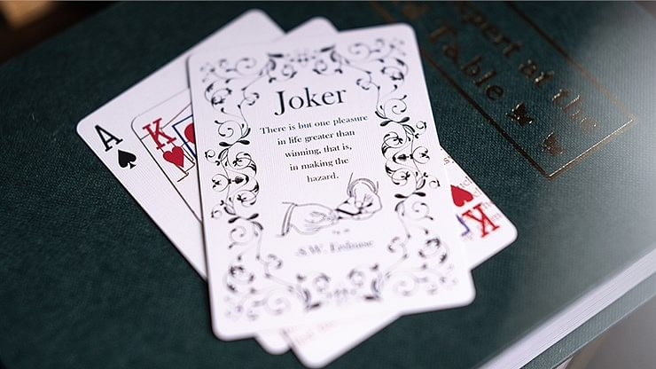 Fig. 25 Collector's Edition Playing Cards