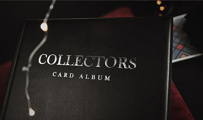 Collectors Card Album