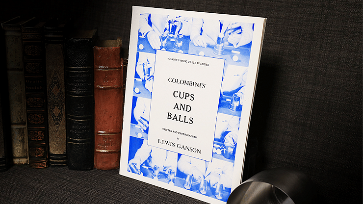 Colombini's Cups and Balls - magic