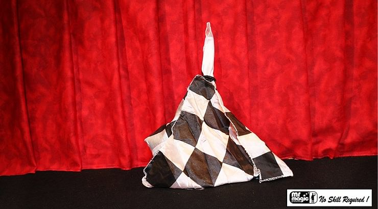 Color Changing Hanky Chess Board 14 inch - magic