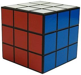 Color Changing Rubik
