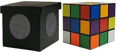 Color Changing Rubik - magic