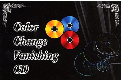 Color Changing / Vanishing CD - magic