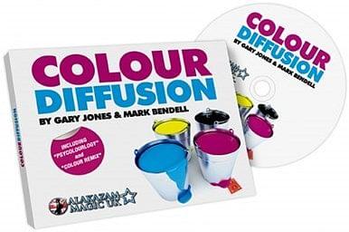 Color Diffusion - magic