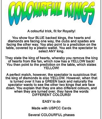 Colorful Kings