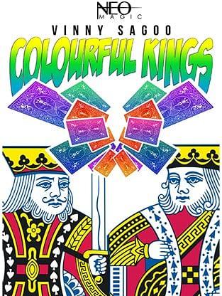 Colorful Kings - magic