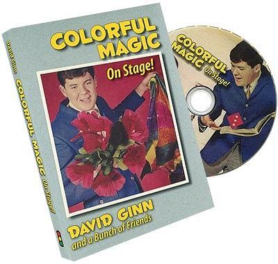 Colorful Magic on Stage - magic