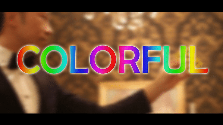 Colorful - magic