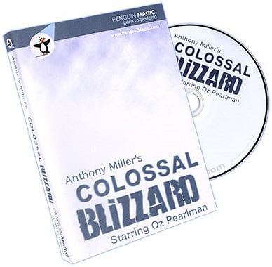 Colossal Blizzard - magic