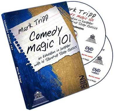 Comedy 101 - magic