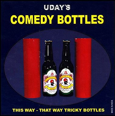 Comedy Bottles - magic