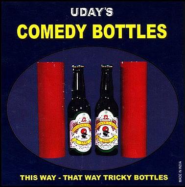 Comedy Bottles - magic