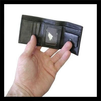 Comedy Mini Wallet - magic