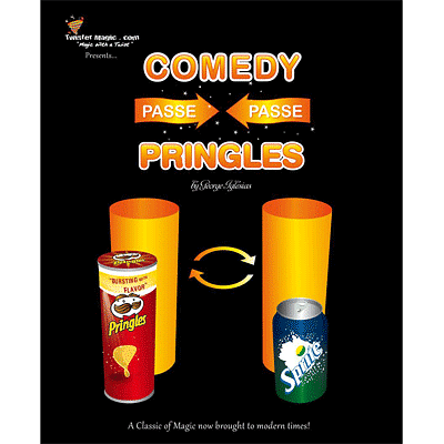 Comedy (Passe-Passe) Potato Chips - magic