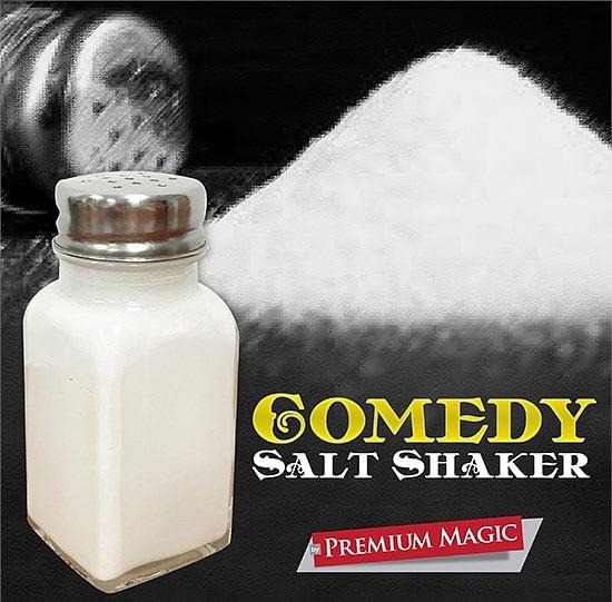 Comedy Salt Shaker - magic