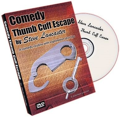 Comedy Thumb Cuff Escape - magic